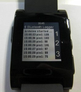 Pebble für Maker